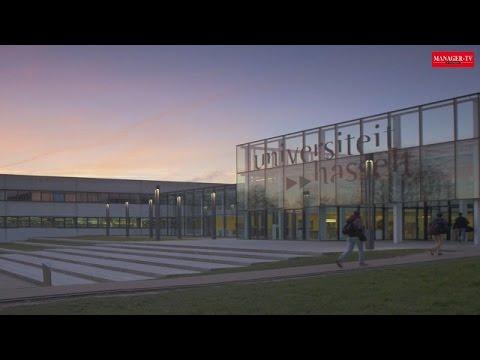 Manager TV - Hasselt: Kenniseconomie 2 - Universiteit Hasselt