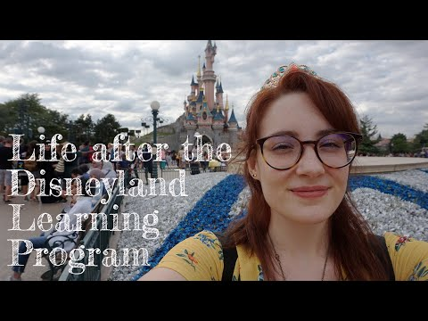 Life after the Disneyland Learning Program