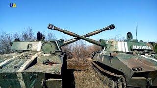 Артиллерия. Про АТО, фильм 42 | История войны