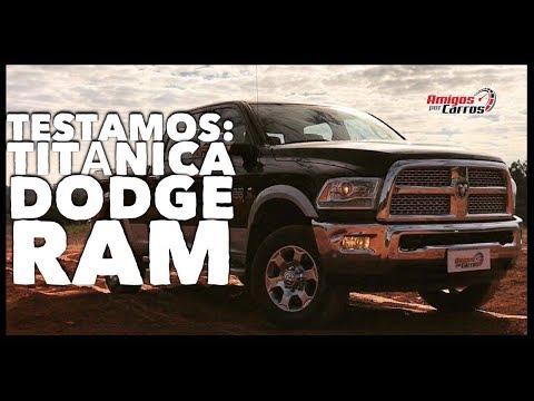 Testamos a Titânica RAM 2500 Laramie Caminhãozuda!! | ApC