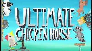 Tego nikt się nie spodziewał !?Ultimate Chicken Horse#1