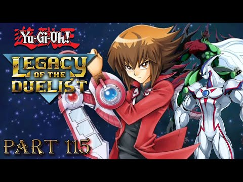 Yu-Gi-Oh! Legacy of the Duelist - Part 115: Duelist Challenge, Zane Trusdale |