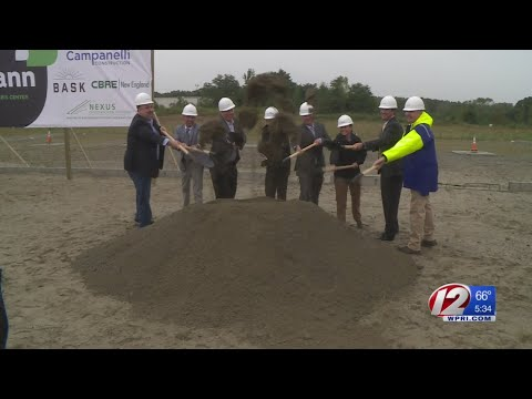 Cannabis company breaks ground on new facility in Freetown