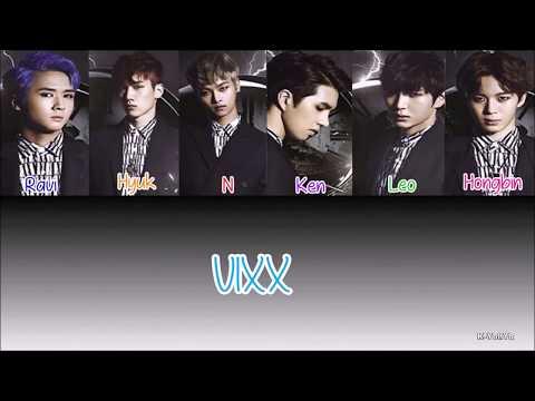 VIXX - Eternity - Sub Español - Color Coded