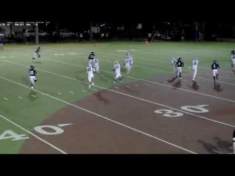 Chicago Hope Academy High School - Boys Varsity Football 2019 Season Highlights