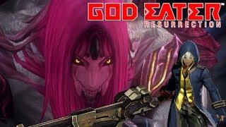 God Eater: Resurrection Part 15: Mysterious Aragami!