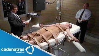 Repeat youtube video Lista de mexicanos condenados a pena de muerte en todo el mundo