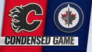 03/16/19 Condensed Game: Flames @ Jets