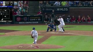 Dodgers vs Diamondbacks Game 3 NLDS Highlights