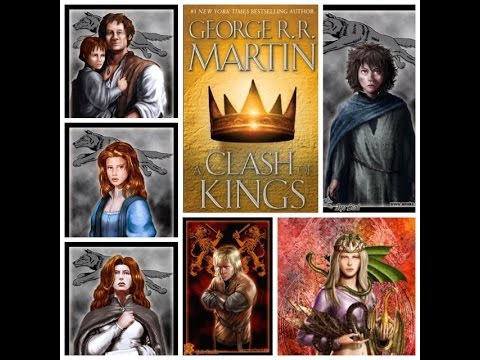ASOIAF  A Clash Of Kings Re Read Project***Part 5*** (CHAPTER SUMMARIES)