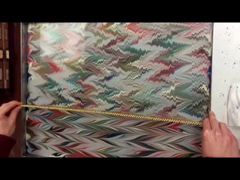 Jones Pitsker: Bouquet Marble Pattern