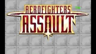 Aero Fighters Assault: Pacific Ocean