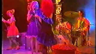 Fuzzbox - Love Is The Slug (Wide Awake Club, 8th Nov 86)