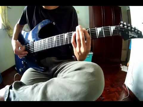 A.C.AB - Skinhead for life guitar cover