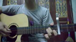 Chuyện mưa - Trung Quân ( guitar cover )