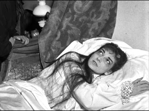 Maria Callas, Alfredo Kraus, La Traviata - Parigi, o cara - Lisboa 1958
