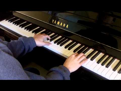 Faber Piano Adventures Technique Artistry Book Level 3A No.26 Yellow Moon On Misty Lagoon (P.28)