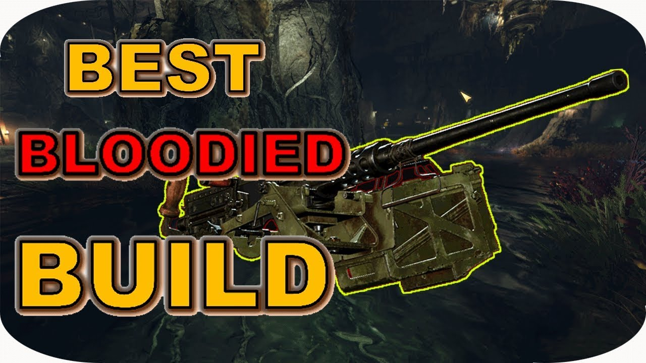 BLOODIED HEAVY GOD BUILD - Fallout 76 Best Builds