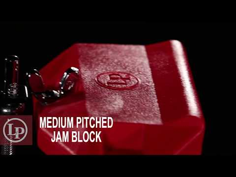 LP Hand Held Jam Block with Stick