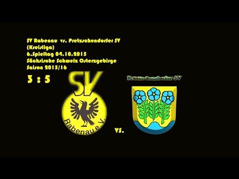2015-10-04 / 6. Spieltag / Kreisliga A / SV Rabenau-Pretzschendorfer SV