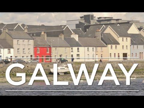 O QUE FAZER EM GALWAY | Irlanda