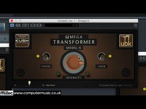 2 Minutes with Kush Omega Transformer A&N
