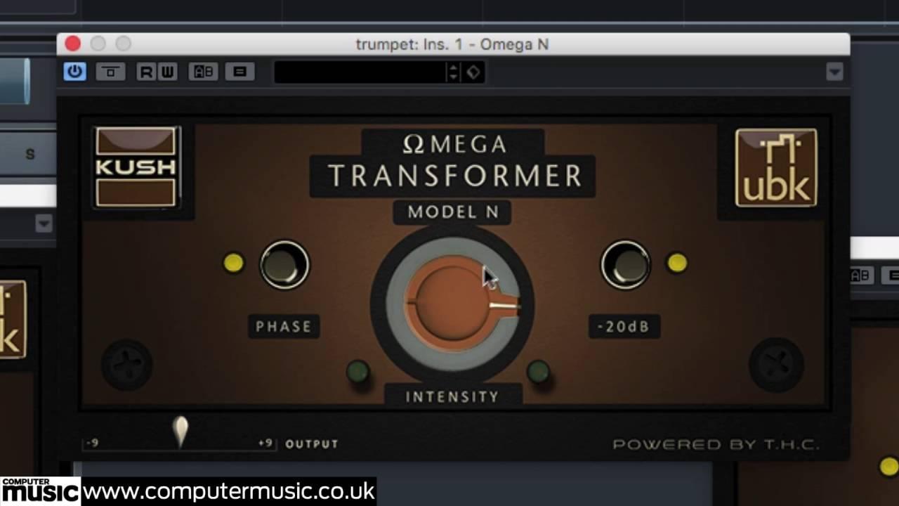 Kush Audio Omega Transformers review | MusicRadar