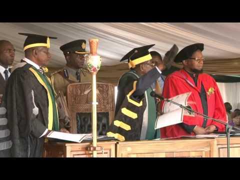 great zimbabwe university 2015 graduation ceremony 3