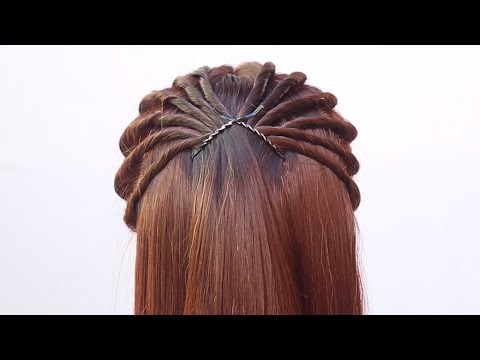 5-new-open-hairstyle-for-thin-hair-||-ponytail-hairstyle-||-quick-hairstyle-||-hair-style-girl