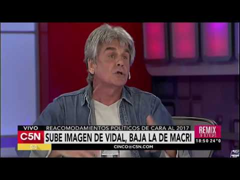 Nicolás Magaldi se cruzó fuerte al aire con Raúl Rizzo