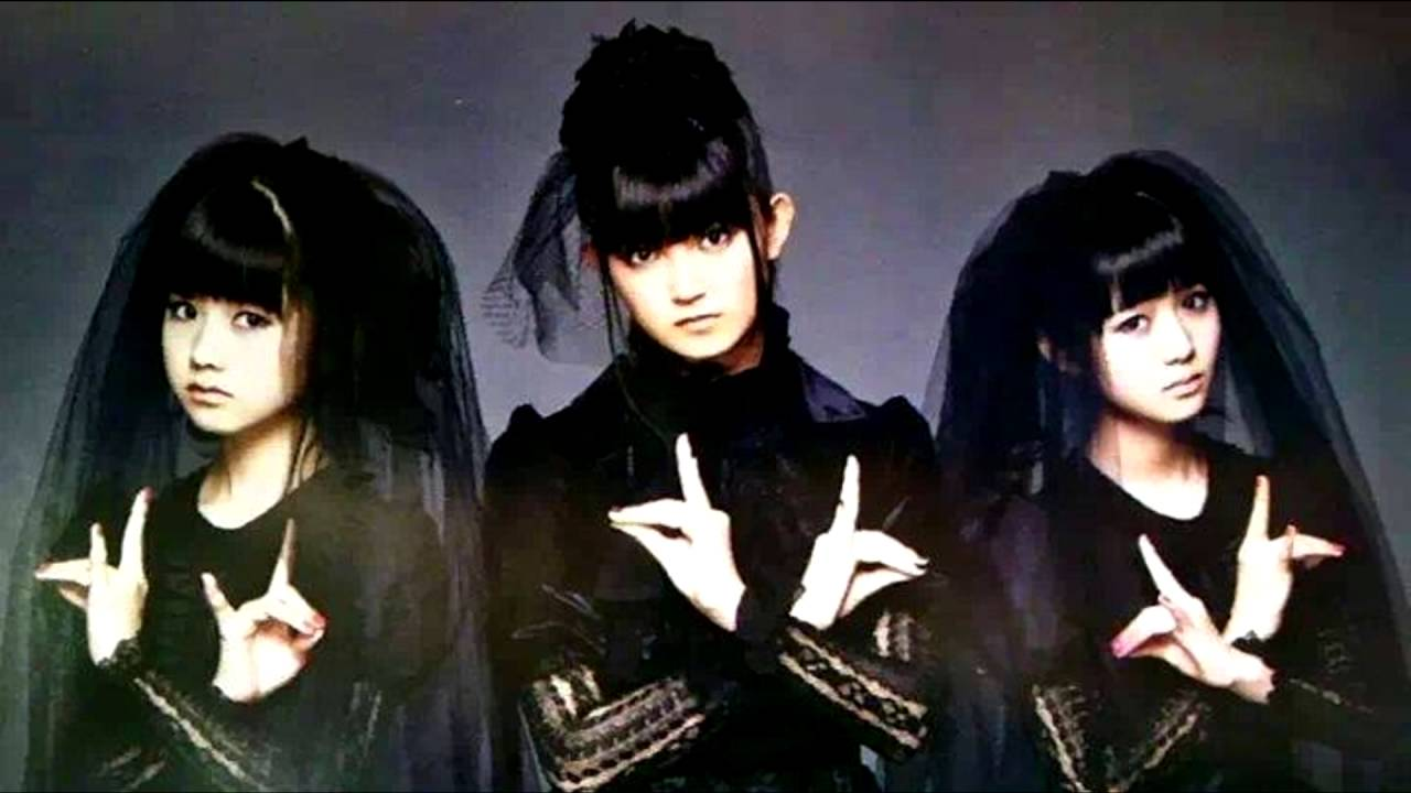 Babymetal gimme chocolate english lyrics, 1 - YouTube