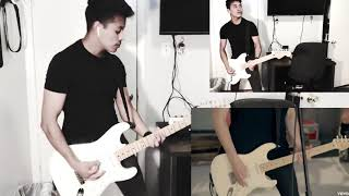 5SOS - She Looks So Perfect Guitar Cover | afigd