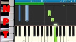Happy Birthday Piano Tutorial - How to play Happy Birthday To You - Birthday Song