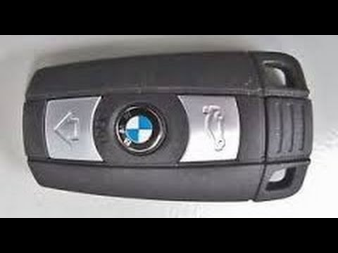 Bmw Key Battery Replacement >> 2012 BMW X5 35i REMOTE SmartKey Key fob Programming