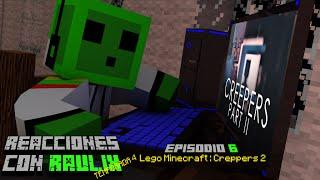Lego Minecraft: Creepers Pt 2 (ForlornCreature)(Subtitulado)Reaccion en Español