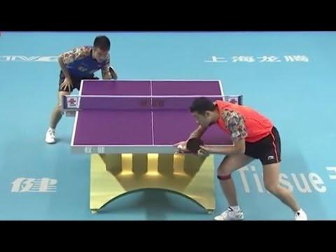 Le meilleur du Tennis de Table #1