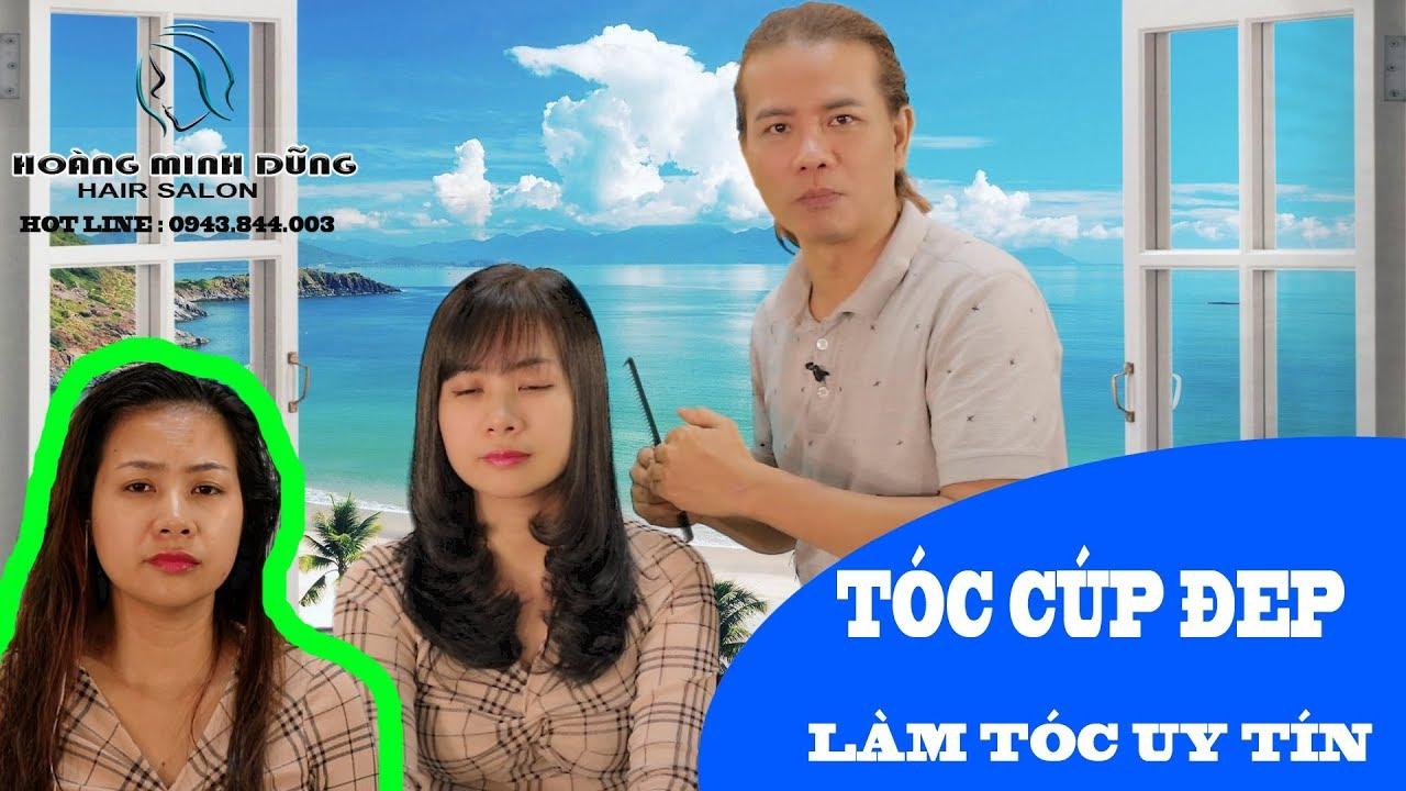SALON Làm Tóc  Đẹp – Uy Tín tại Sài Gòn-TPHCM. Salon Uốn Tóc Đẹp Uy Tín, Hoàng Minh Dũng,