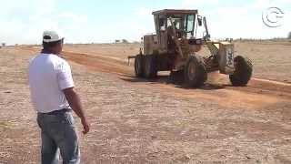 Santa Rita recupera mais de 84% das estradas do município, antes do período chuvoso