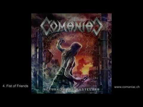 COMANIAC - Return To The Wasteland [Full Album 2015] Thrash Metal