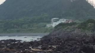 薩摩半島最南端長崎鼻