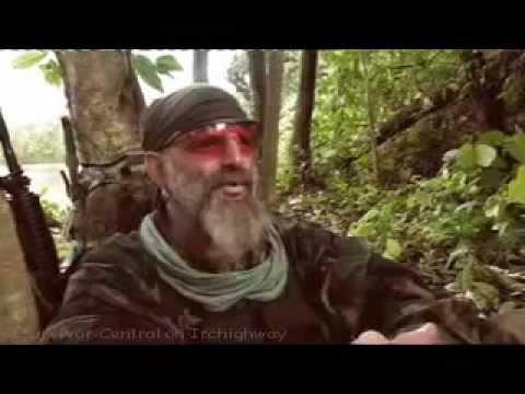 Hunting Chris Ryan: Episode 1 - Jungle (1 Of 4)