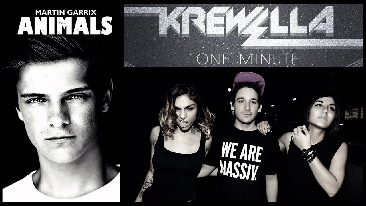 Krewella vs. Martin Garrix & Victor Niglio - One Minute ...