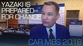 Yazaki Is Ready for Autonomy & Mobility - CAR MBS 2018
