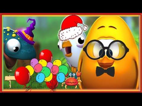 Фиксики - Цыпленок | Познавательные мультики для детей