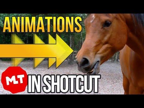 Shotcut Animated Graphics Tutorial