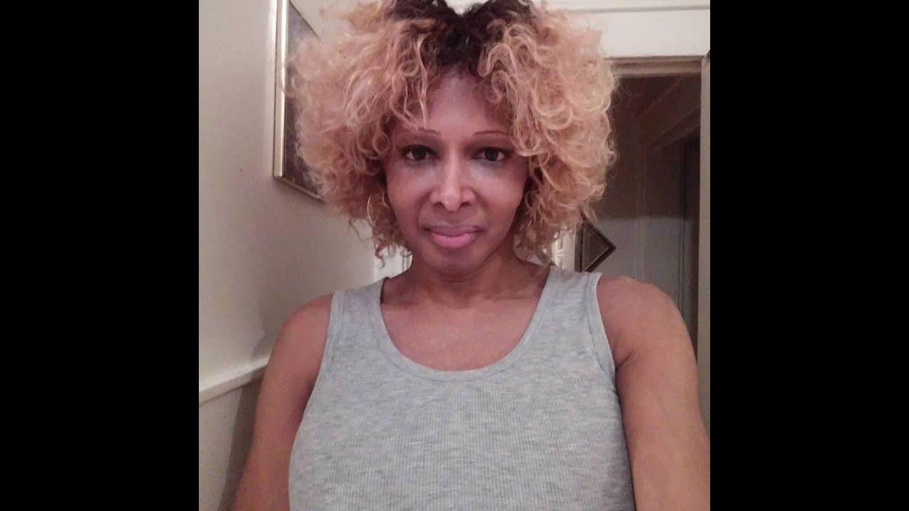 Blonde Natural Curly Hair Premium Italian Color Number 27