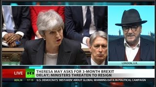 Theresa May's days numbered if Brexit postponed