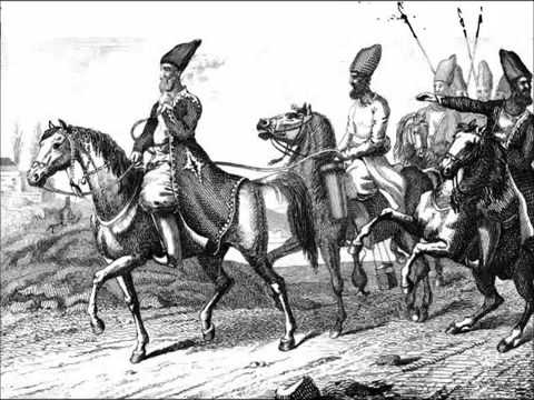 The War Between The Ottomans And Persians Of 1821-23