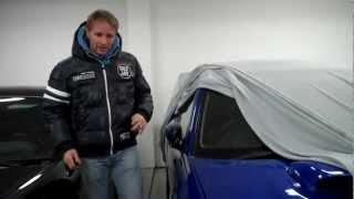 Petter Solberg and his 000 SUBARU IMPREZA WRX STi WR1