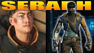 Black Ops 4: Seraph Is Not The Same Character?